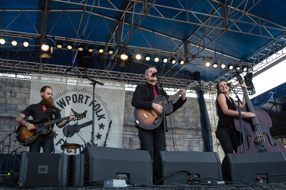 Devil Makes Three - 2014 Newport Folk Festival