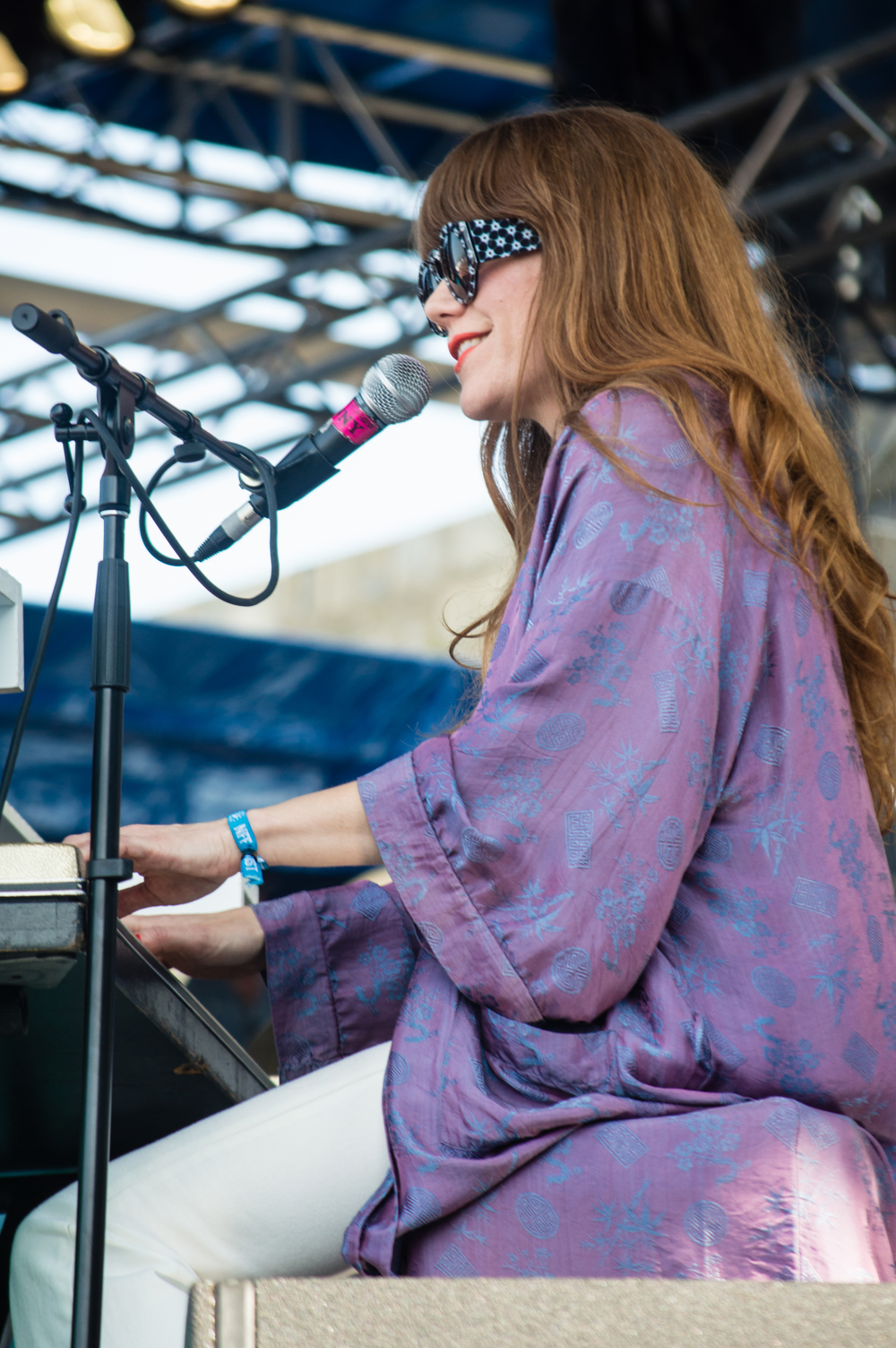 Jenny Lewis - 2014 Newport Folk Festival