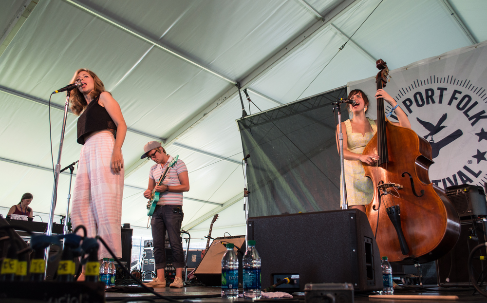 Lake Street Dive - 2014 Newport Folk Festival