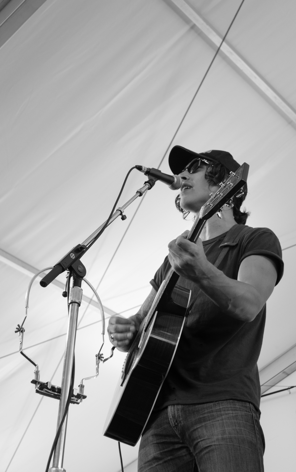 Noah Gundersen - 2014 Newport Folk Festival