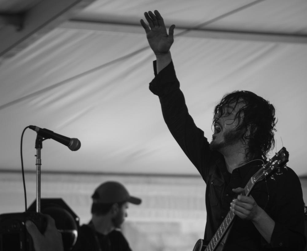 Reignwolf - 2014 Newport Folk Festival