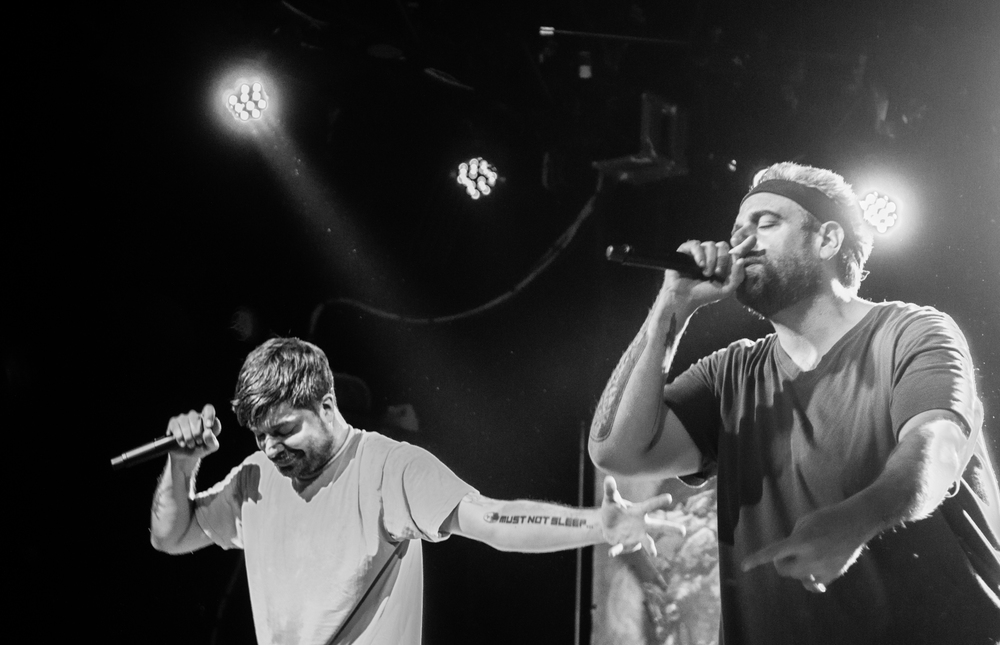 Aesop Rock, Rob Sonic | The Sinclair