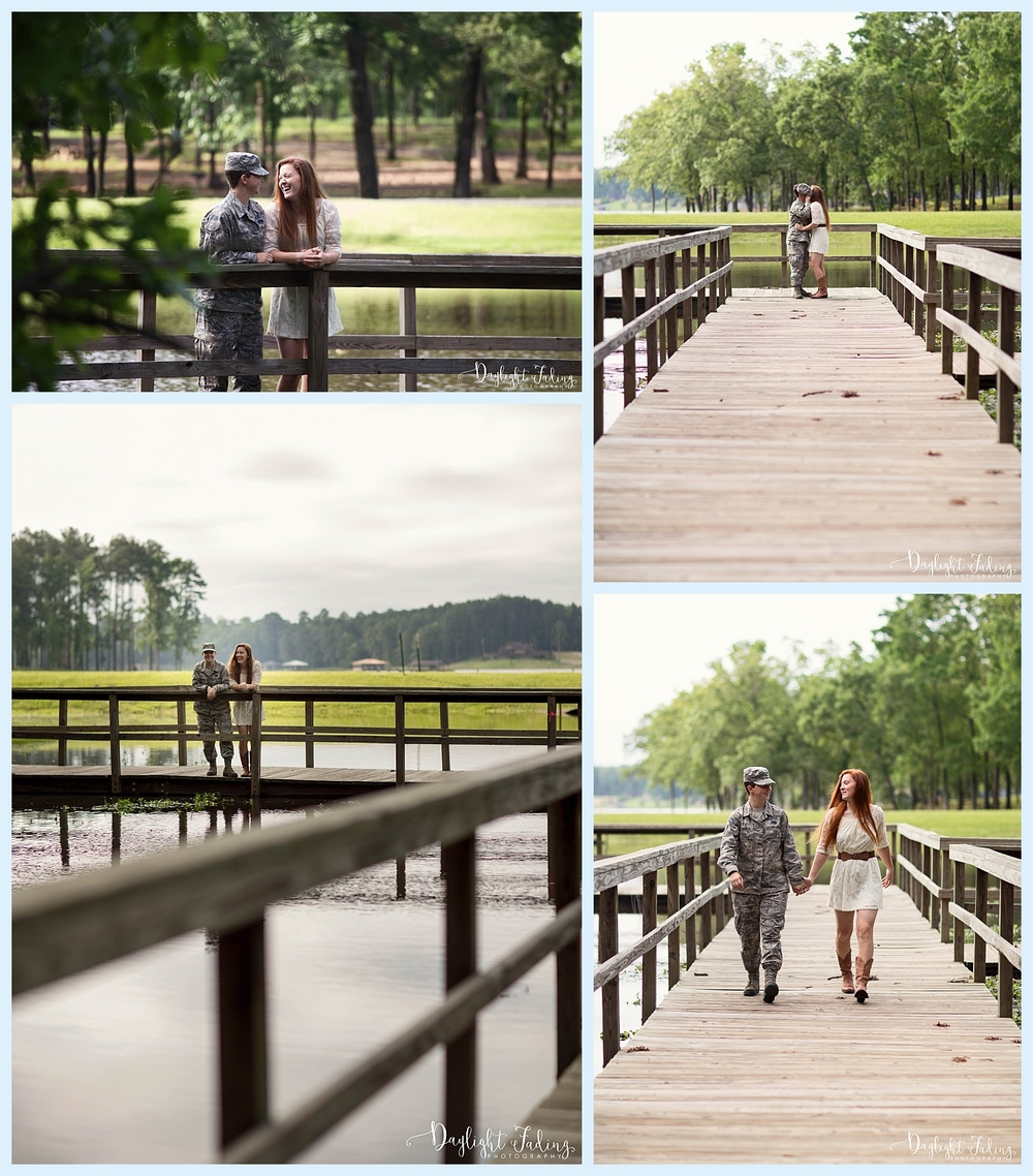 Engagement Photographer Benton Shreveport Louisiana