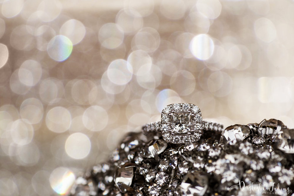 Engagement Ring Photography in Shreveport, Louisiana - daylightfadingphotography.com