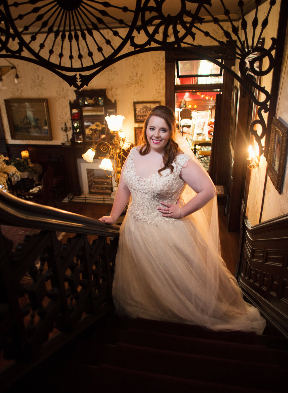 Bride Photos in Shreveport, Louisiana