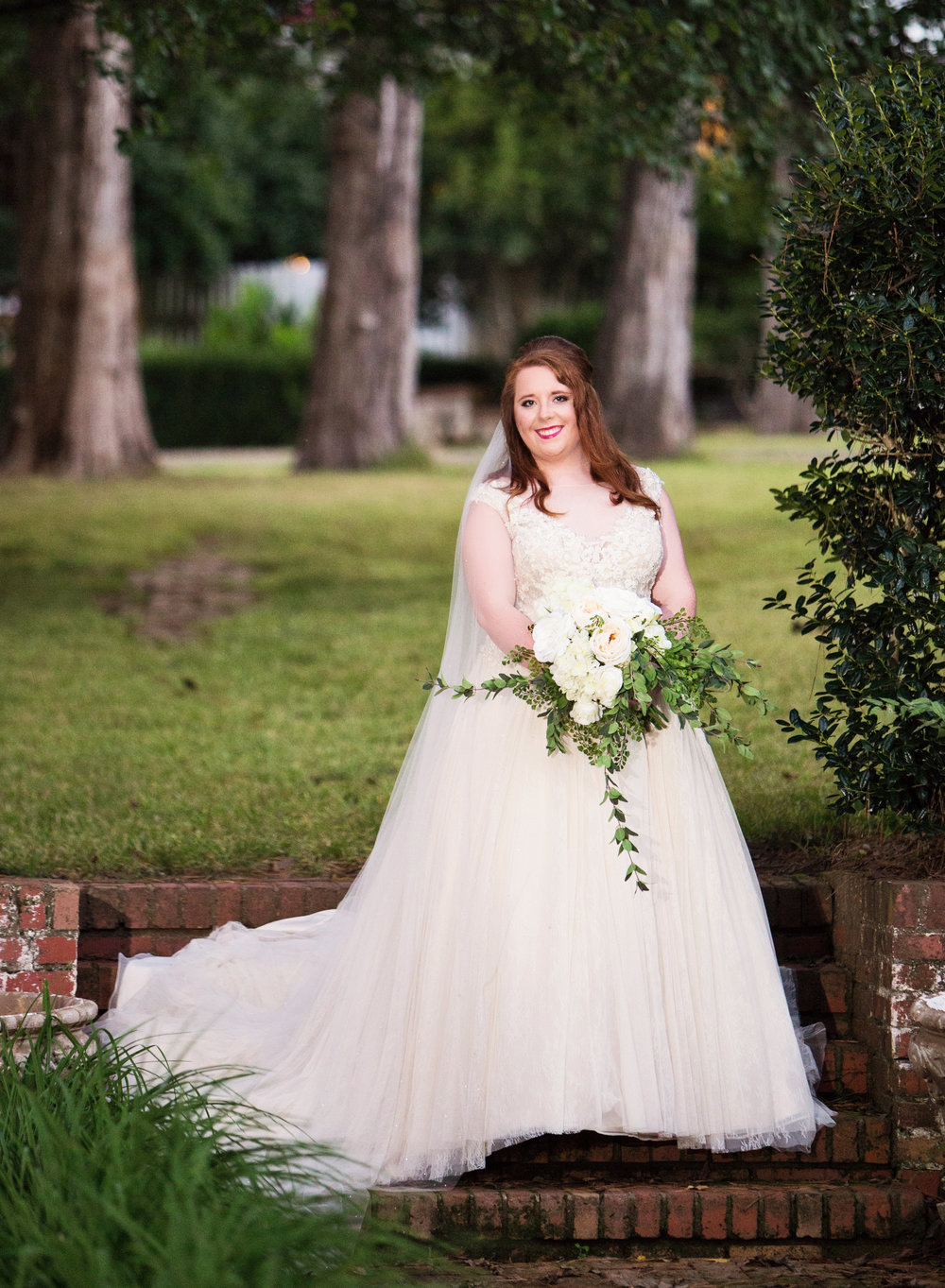 Shreveport, Louisiana Bridal Portraits