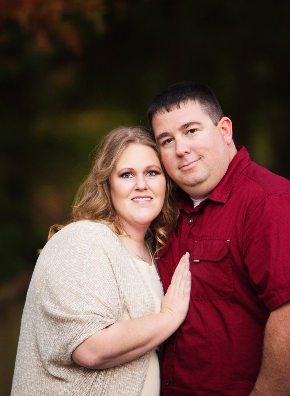 Engagement Photography in Shreveport