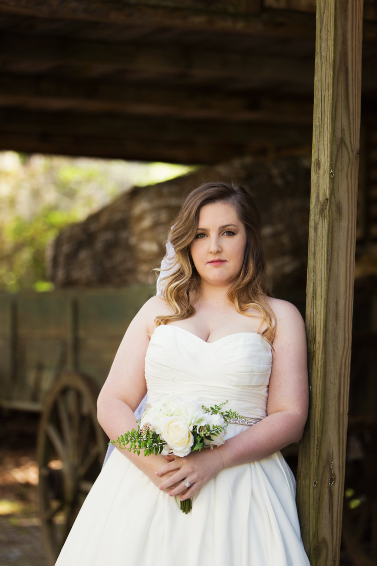 St. Francisville, Louisiana Bridal Portraits — Shreveport ...