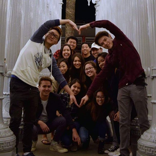 Happy 2018 from our cabinet to you! Thank you to all of the general members, interns, unkies, drivers, cultural night coords and directors, and everyone else who makes our club home. Here's to another great year and more memories together 🎌🎉🎊!! #UciTomoNoKai #tomotuesday
