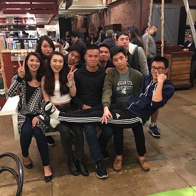 Thanks to everyone who came out to our week 5 after event at the Anaheim Packing District! The photo contest was . . Uh . Experimental! Congrats to the winner @ellen.bui  and to the real winners @kati_unu @discobrettsky for being ©️hamps!! Nivla is a weak boi 💁♂️.