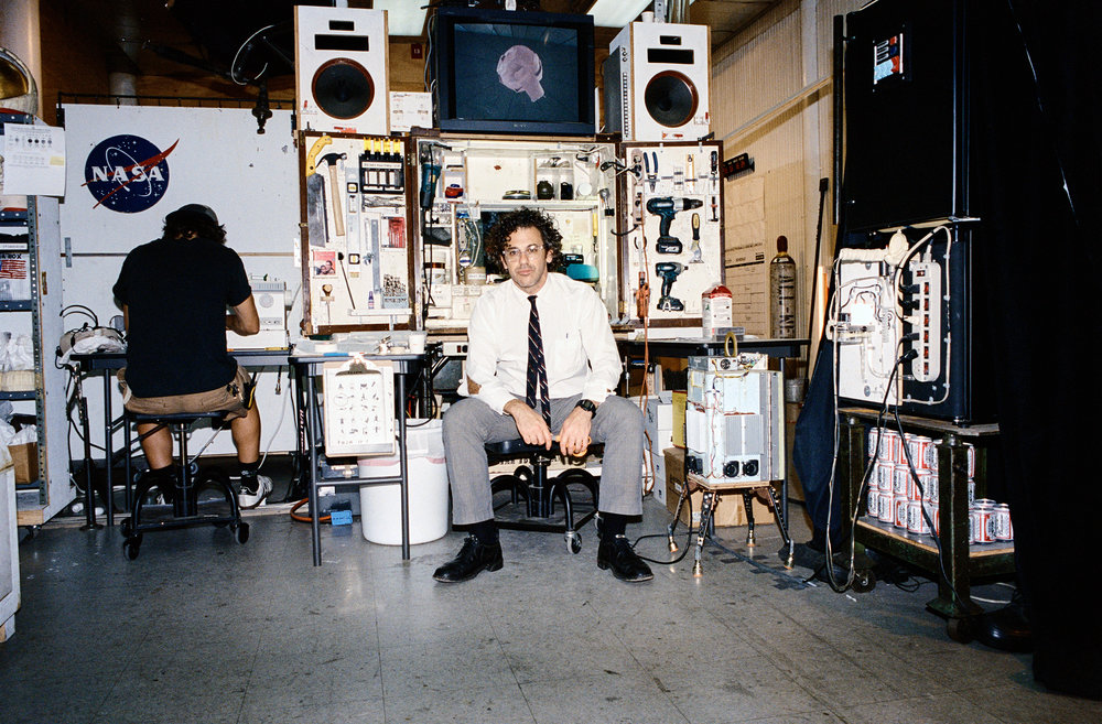 TOM SACHS FOR            WSJ MAGAZINE