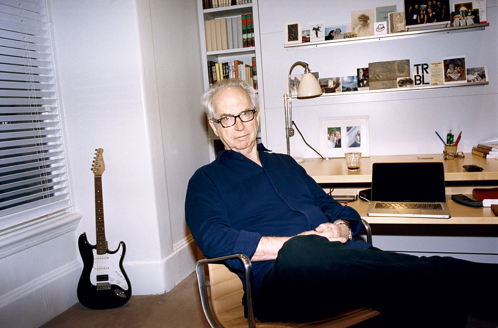 PETER CAREY FOR  T MAGAZINE