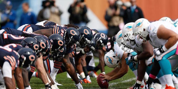 Miami Dolphin Chicago Bears