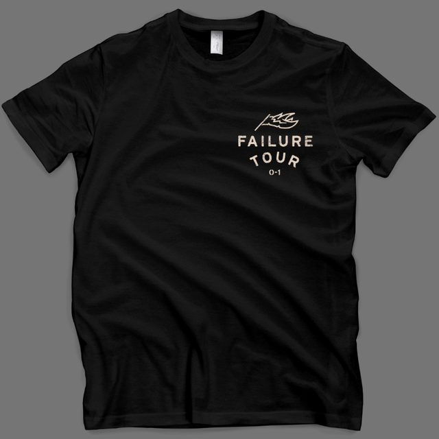 Found Last Failure Tour T $10