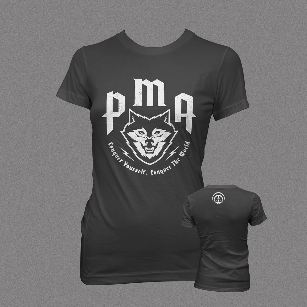PMA - Women's Cut T-Shirt