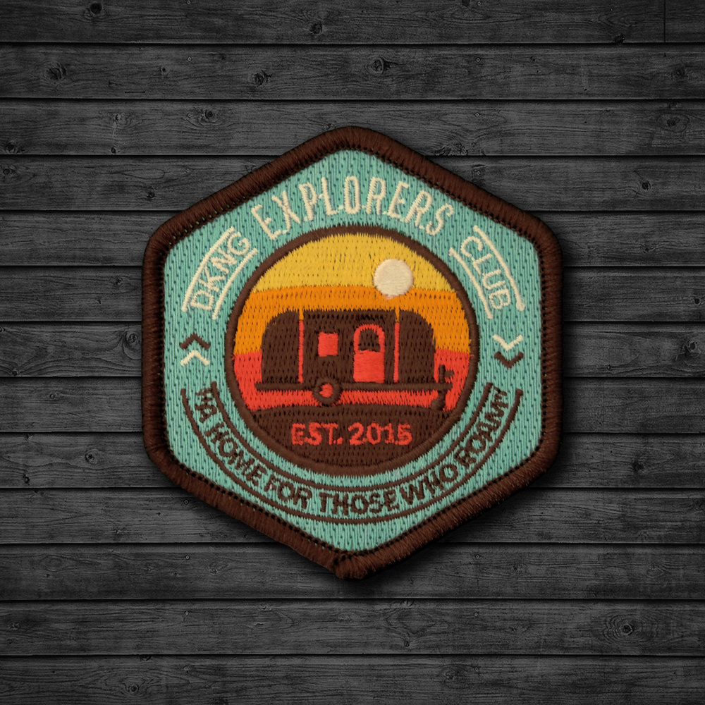 Camper Patch - 1 Chance