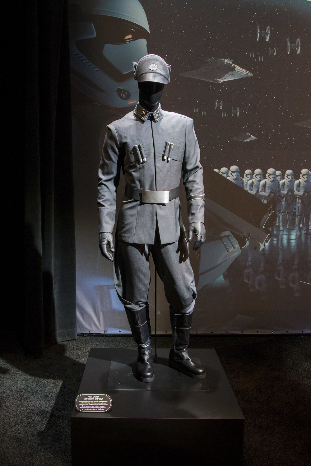 Star Wars Galaxy's Edge Cast Member Uniform