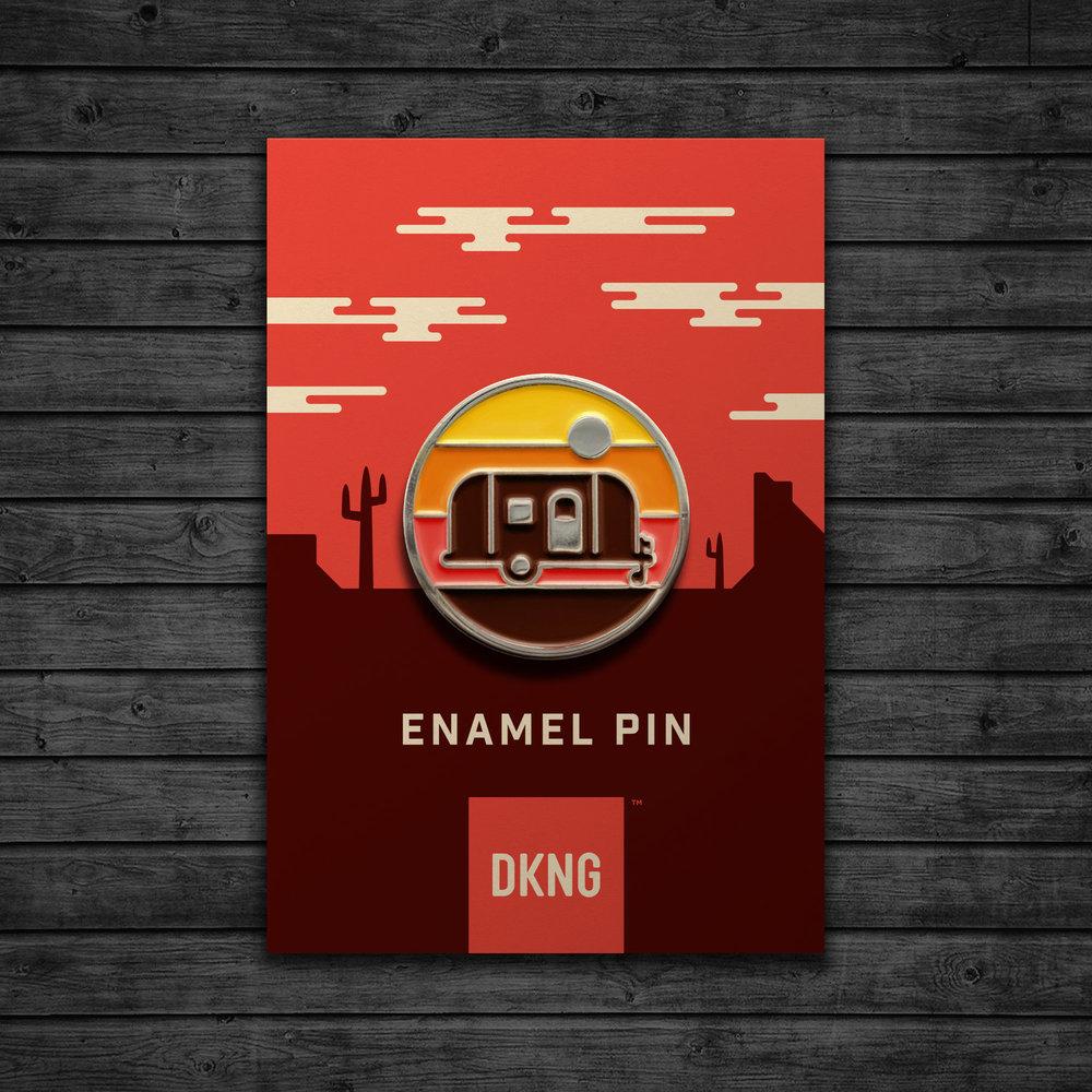 Camper Pin