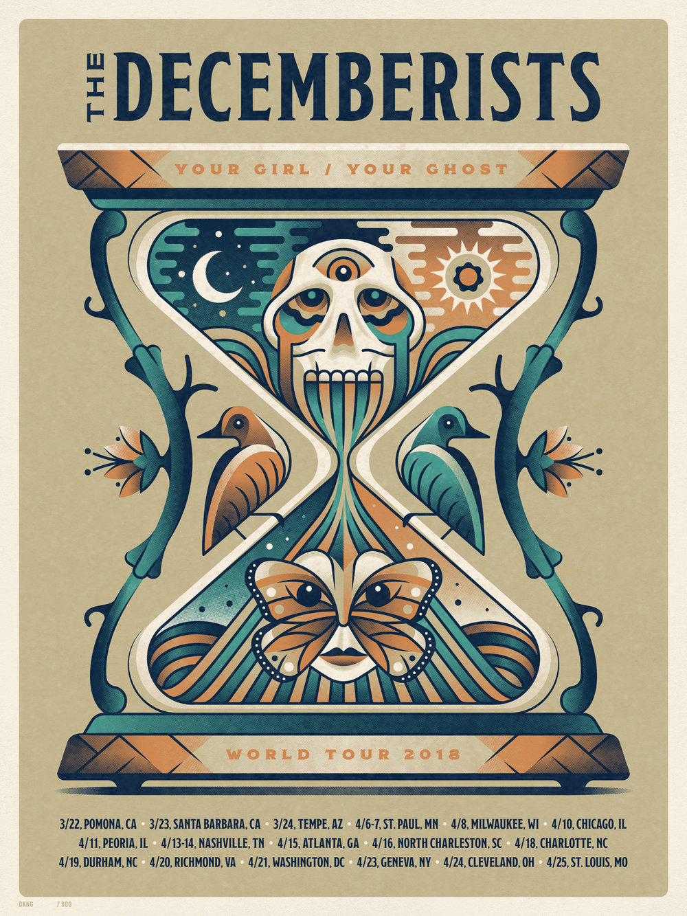 The+Decemberists+2018+Tour+Poster+by+DKNG.jpeg