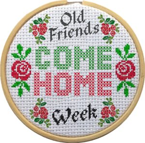 Old Friends Come Home Week on Adventures in Design