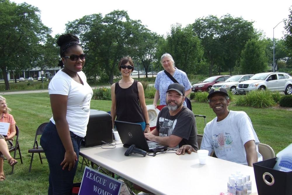 NAACP picnic 2014