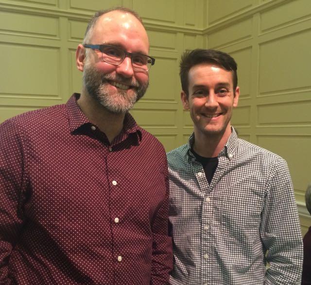 Brian J and Tim M
