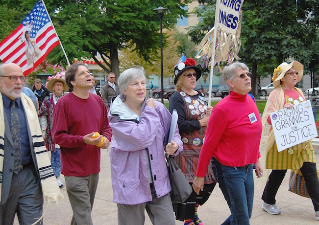 Journey for Justice March, August, 2015