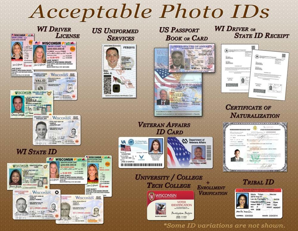 County Of Women Voter Voters® — Photo Id Dane League