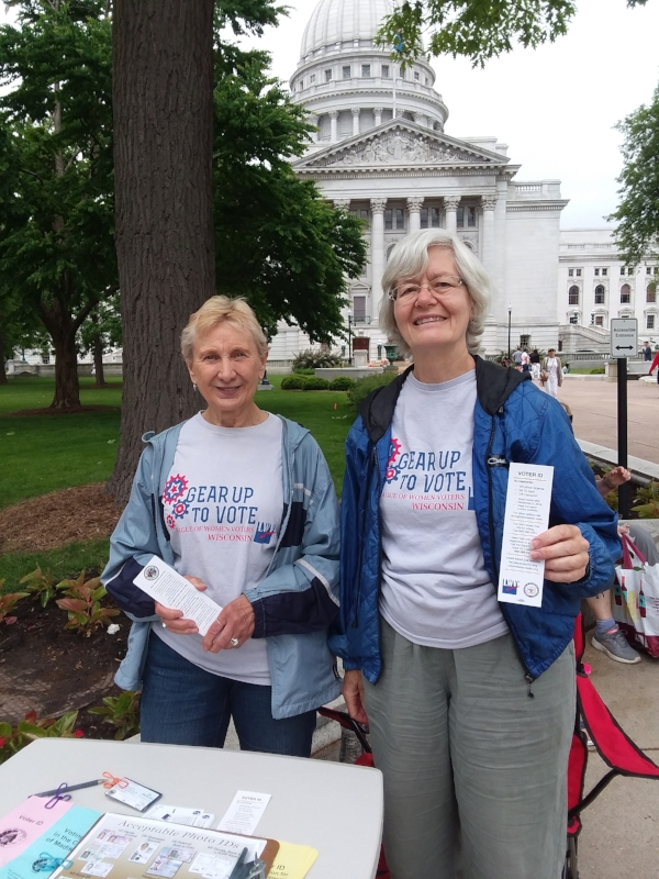 Voting For Dane County Farmers Market >> 2018 Voter Outreach League Of Women Voters Of Dane County