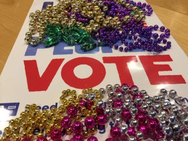 The goal as always: Let People Vote!