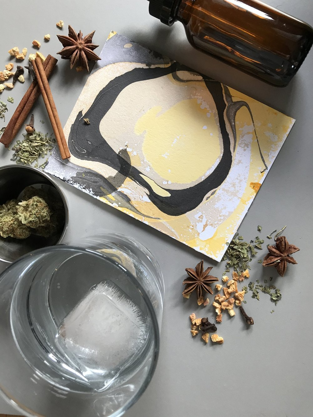 Make & Mary™ Tinctures and Marbling