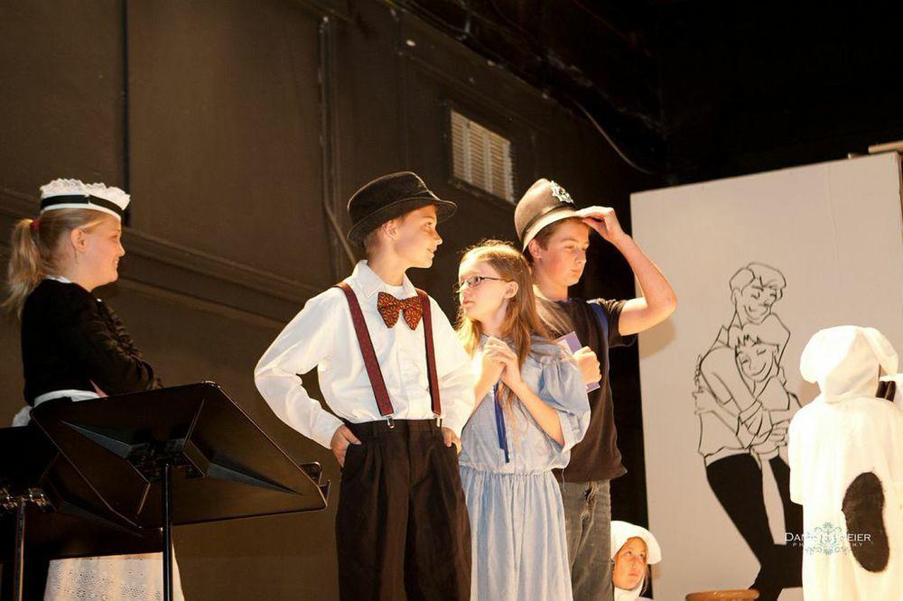 Henegar Summer Youth Theatre Workshop