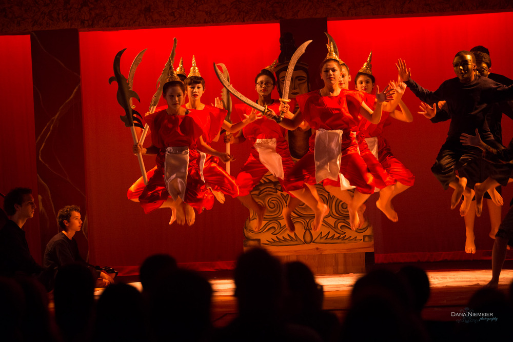 The King and I - Scenic and Lighting Design