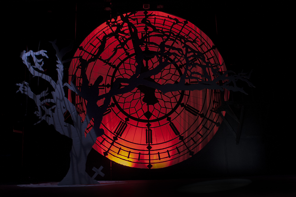 Scrooge: The Musical - Scenic Design