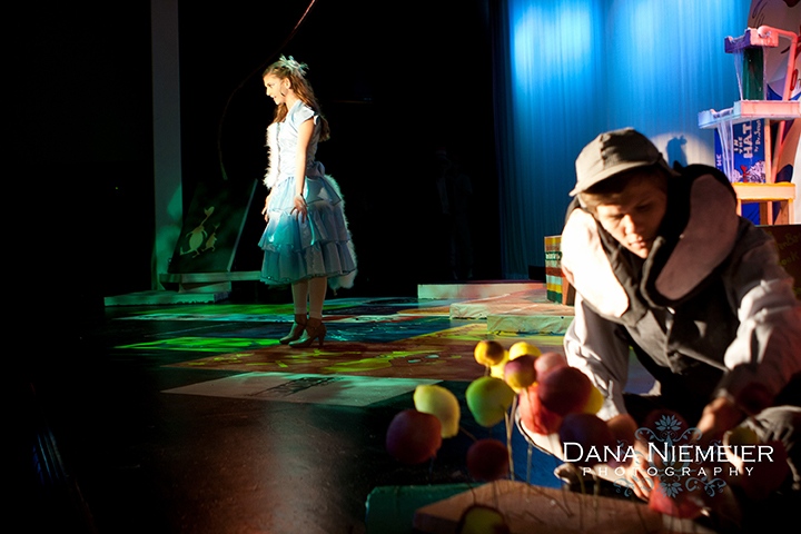 Seussical the Musical - Scenic and Lighting Design