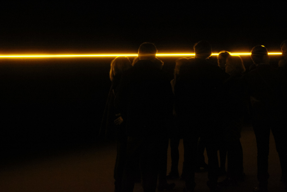 Contact by Olafur Eliasson