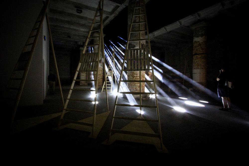 Transsolar. Biennale Architettura 2016. Arsenale. Image©Futurecrafter