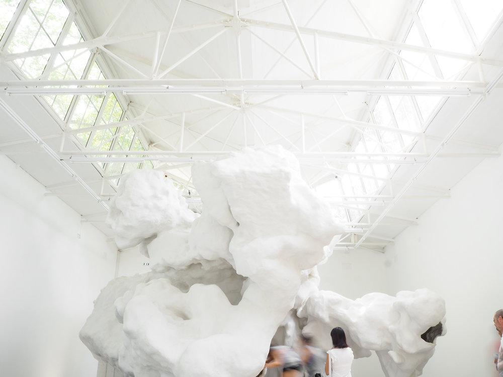 Incidential. Biennale Architettura 2016. Giardini.Image©Futurecrafter