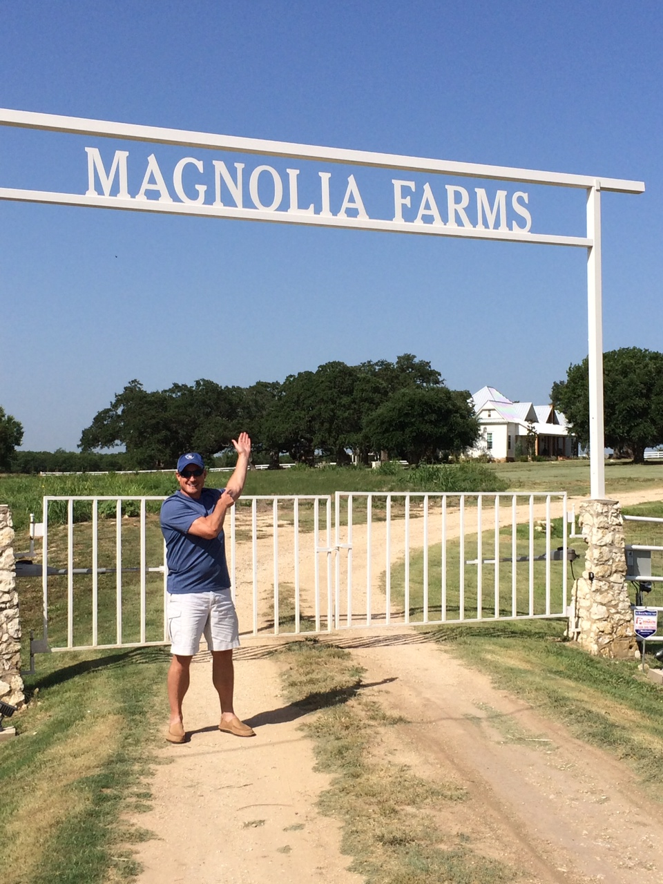 Waco texas magnolia for Magnolia farms waco tx