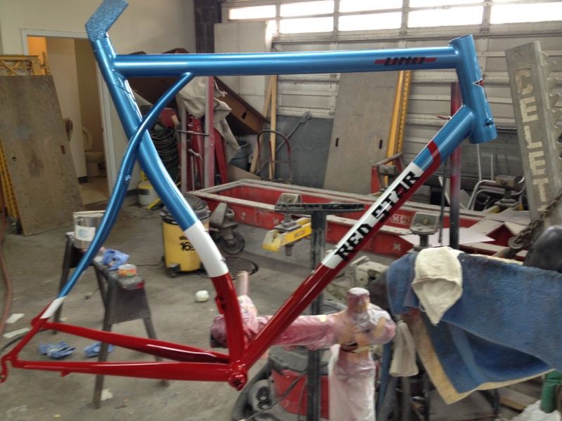 S3 Painted Frame