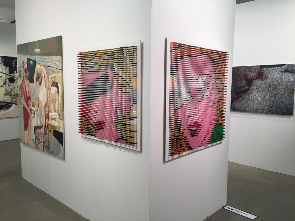 Scope Art Fair 2015, New York, NY