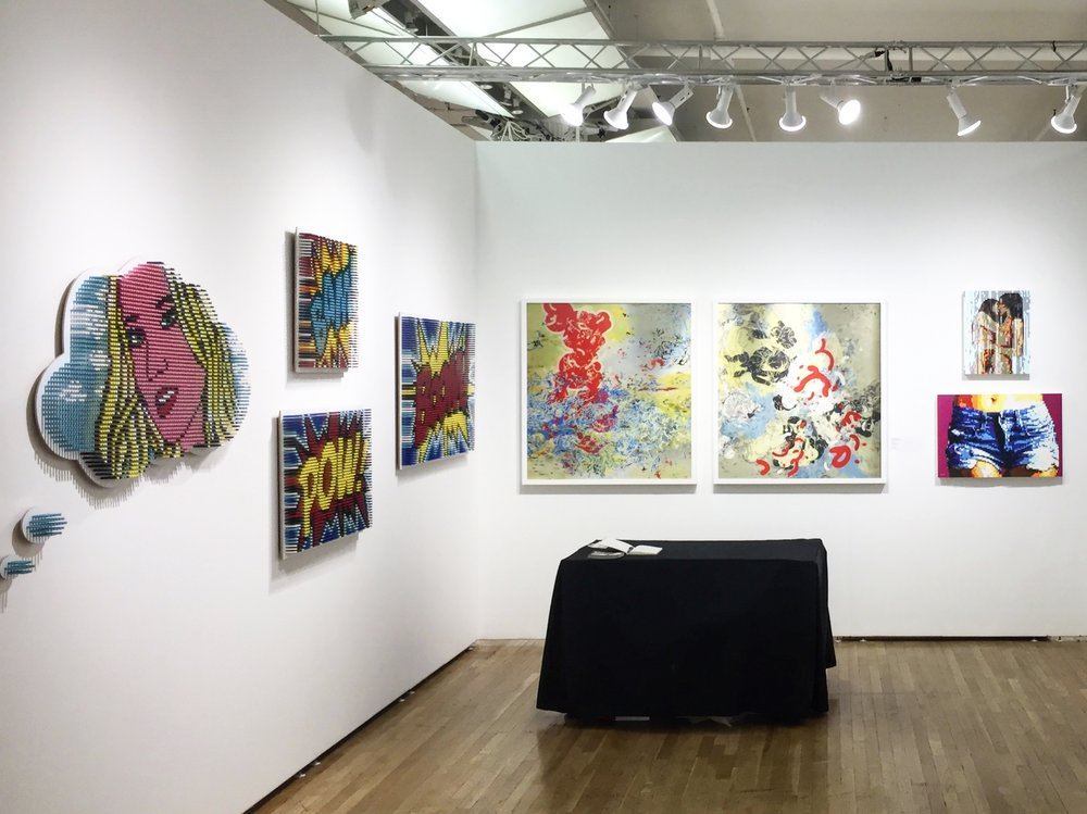 Affordable Art Fair 2017, New York, NY