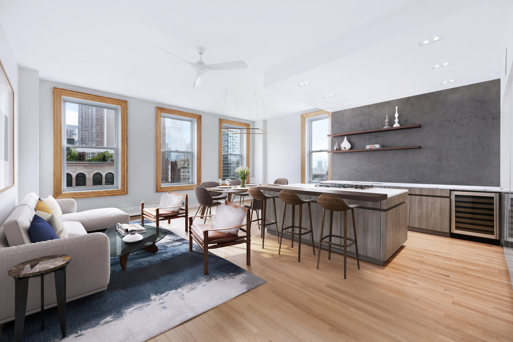 Bolster Smart Renovation, Tribeca Living Dining 1 staged.jpg