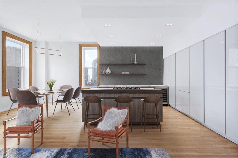 Bolster Smart Renovation, Tribeca Living Dining 2.jpg