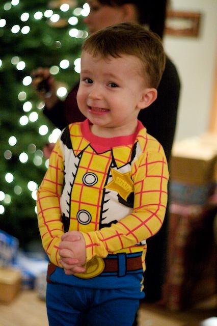 Jonah Harestad Christmas Photo