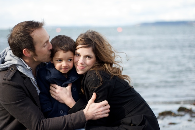 seattle family photo session in edmonds