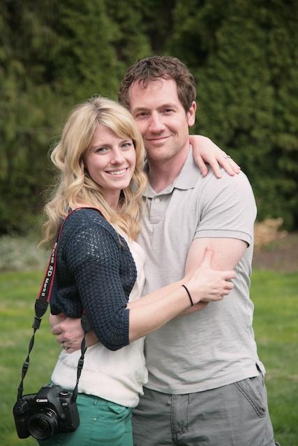 Adam and Rachael Kruse