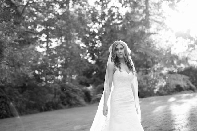 Seattle Wedding photographer bridal portraits woods trees bride rachael kruse photography photos 3 (1)