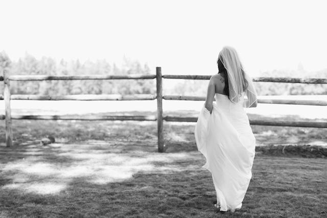 Eugene Oregon Wedding photographer whisper-n-oaks woods trees bride rachael kruse photography photos 1