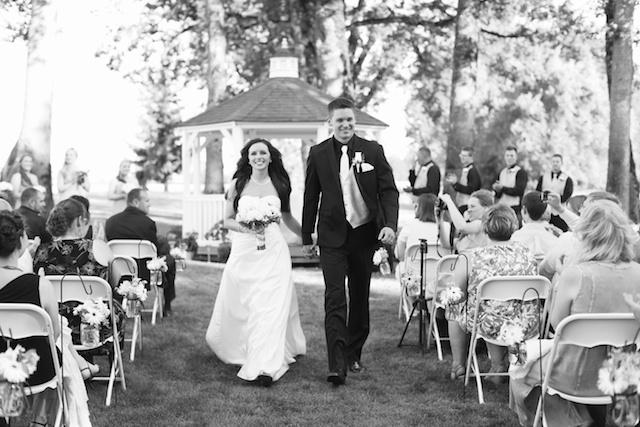 Eugene Oregon Wedding photographer whisper-n-oaks woods trees bride rachael kruse photography photos (2)